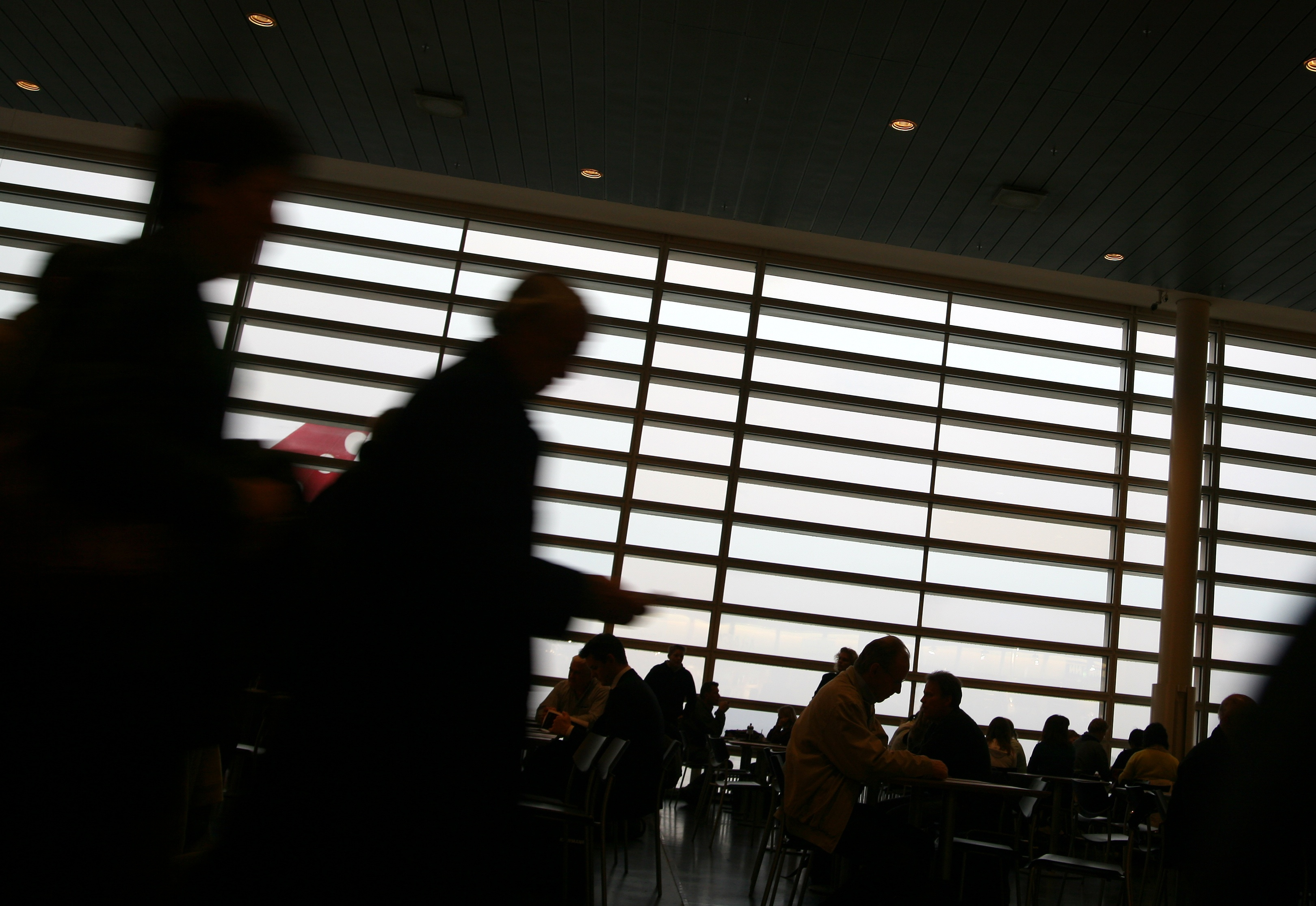 Airport Hustle and Bustle