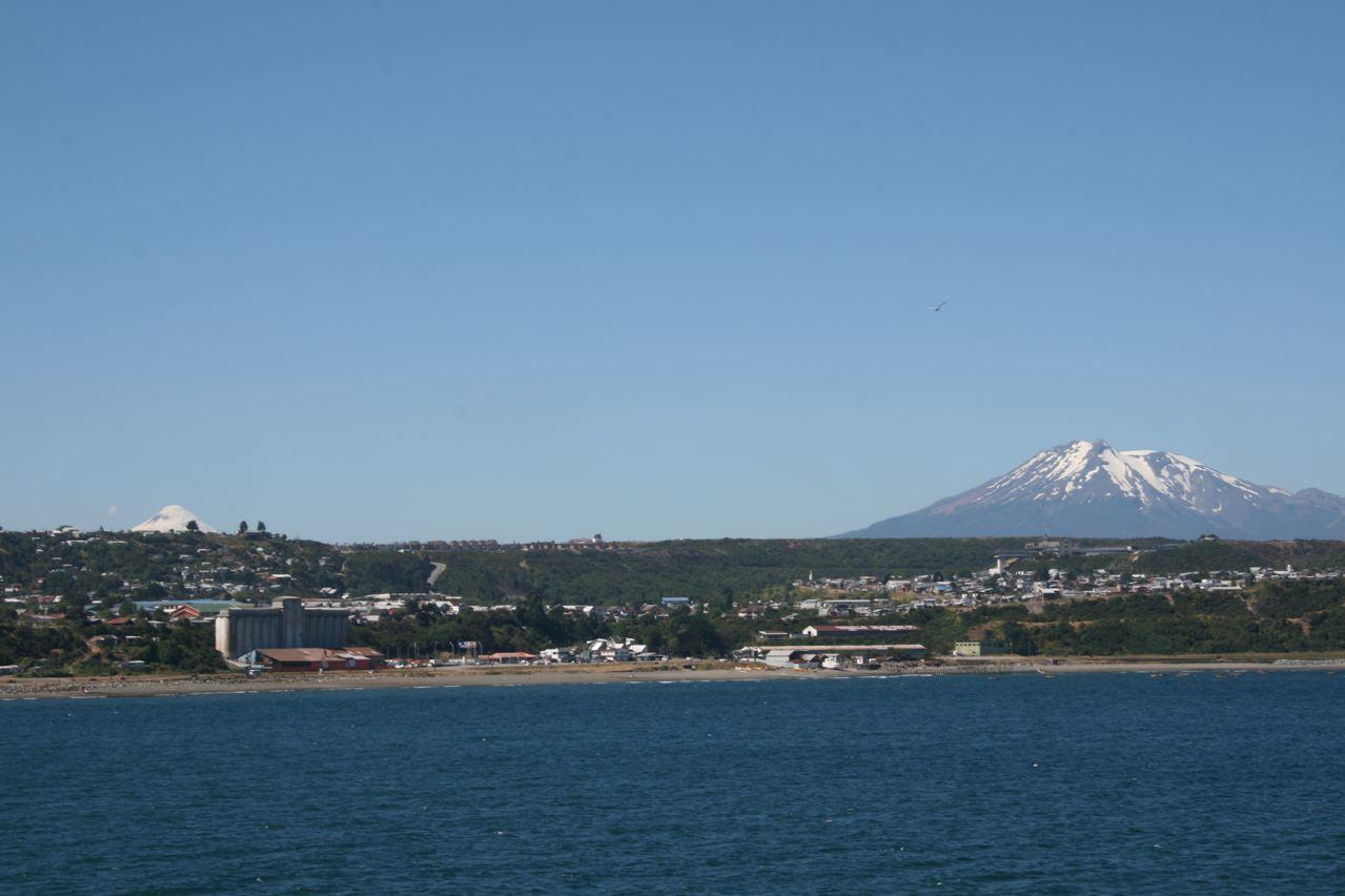 Puerto Montt pre-earthquake