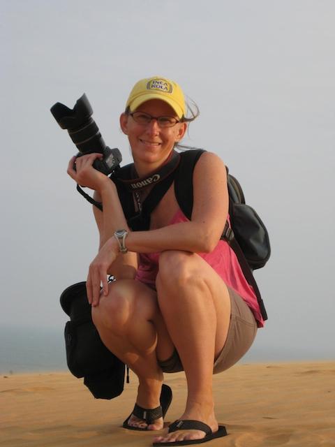 Sherry Ott Vietnam
