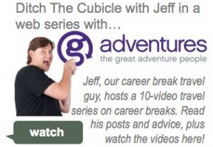 G Adventures and Career Break Secrets web series