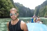 Amar in Thailand. Copyright GapYearEscape.com