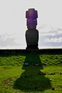 Career Break rtw blog on Easter Island