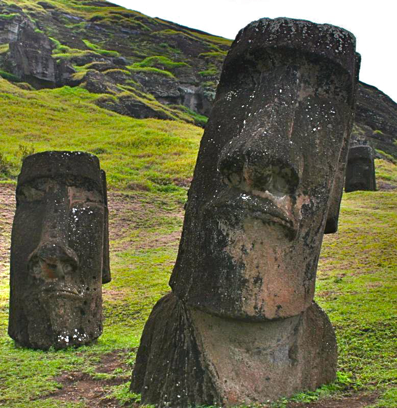 Career break rtw on Easter Island