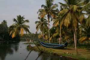 Kerala India. Copyright NeverEndingVoyage.com