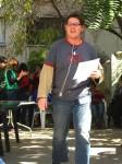 Graduation from Spanish School in Santiago. Copyright CareerBreakSecrets.com