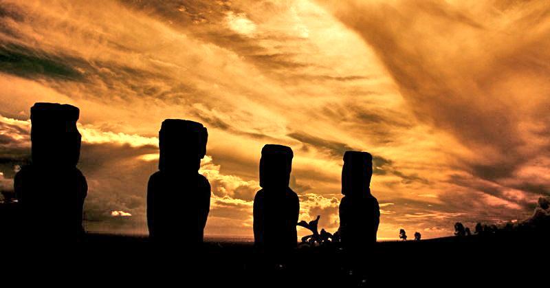 Career break, rtw blog on Easter Island