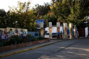 Pablo Neruda House in Santigo. Copyright CareerbreakSecrets.com