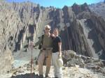 Trekking toward Stok Kangri in India. Copyright SeatofourPants.com