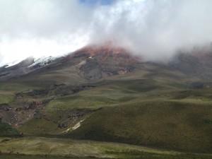 Cotapaxi Volcano Summit. Copyright CareerBreakSecrets.com