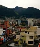 Quito, Ecuador Cityscape. Copyright CareerBreakSecrets.com