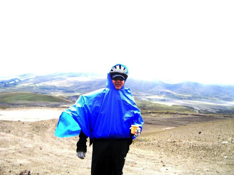 career breaks, career break travel, travel adventues in Ecuador, biking on Cotapaxi volcano