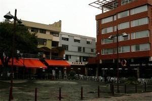 Mariscal district of Quito, Ecuador. Copyright CareerBreakSecrets.com