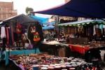Otavalo market in Ecuador. Copyright CareerBreakSecrets.com