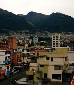 Quito, Ecuador. Copyright CareerBreakSecrets.com