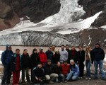 School Glacier Trip. Copyright CareerBreakSecrets.com