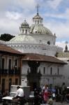 Old Quito, Ecuador. Copyright CareerBreakSecrets.com
