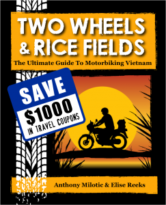 Two Wheels & Rice Fields