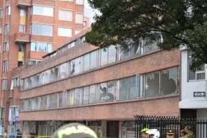 Bombing in Bogota of Caracol Radio