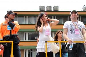 Another star of the Caracol TV telenovela. Copyright CareerBreakSecrets.com