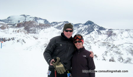 career break travel adventures in Chile