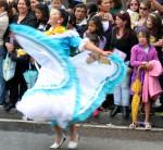 More folkloric dancing . Copyright CareerBreakSecrets.com