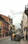 Streets in central Cuenca. Copyright CareerBreakSecrets.com