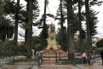 Park in Cuenca. Copyright CareerBreakSecrets.com