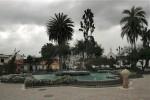 Fountain in Cuenca. Copyright CareerBreakSecrets.com