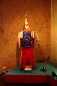 Traditional costume from Loja. Copyright CareerBreakSecrets.com