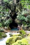 Dani & Jess - Cave Explorers in Belize. Copyright GlobetrotterGirls.com