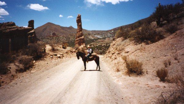 career break travel adventures in Argentina