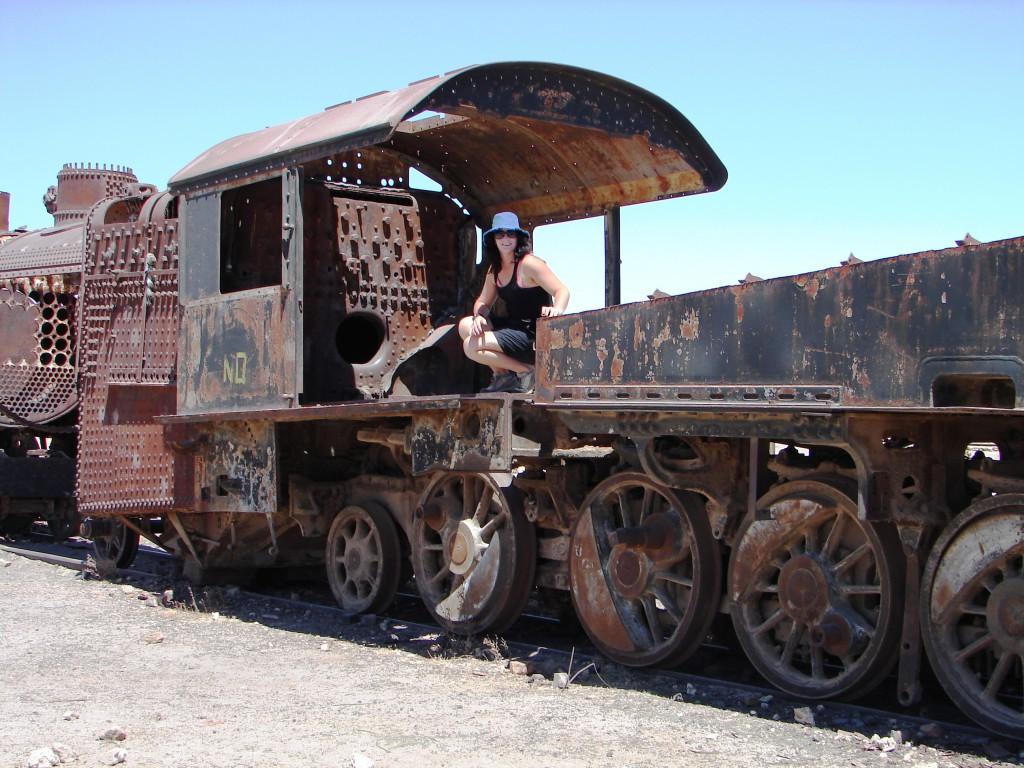career break travel adventures in Bolivia