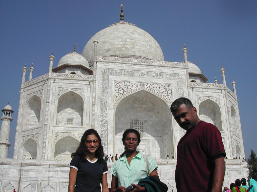 career break travel adventures in India