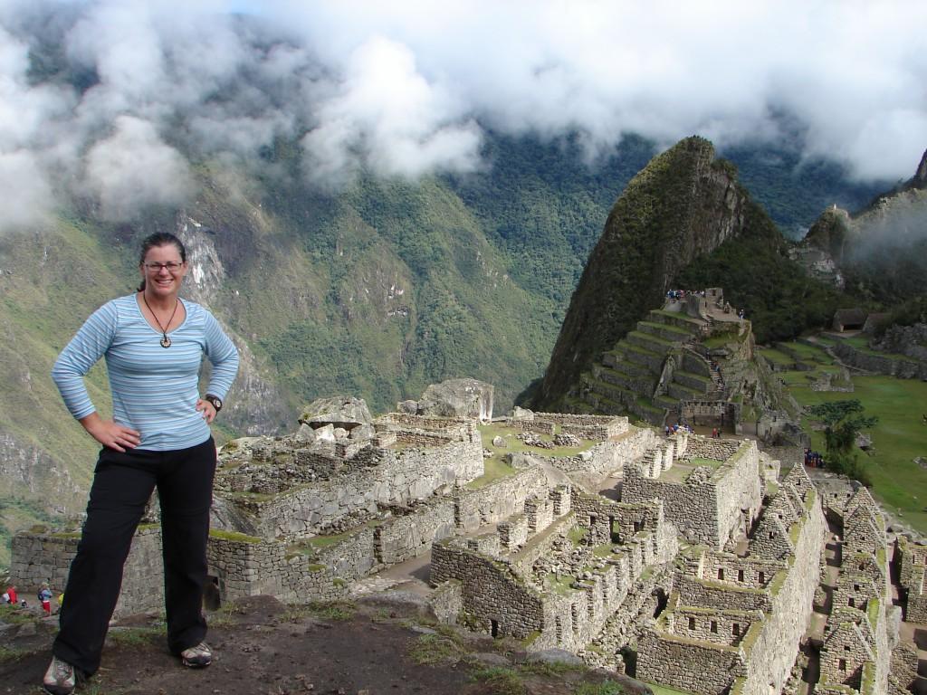 career break travel adventures in Peru