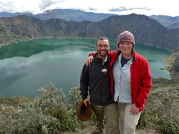 career break travel adventures in Ecuador
