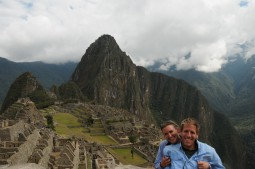career break travel adventures in Peru