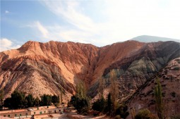 career break travel adventures in Argentina, Purmamarca, Salta, Jujuy