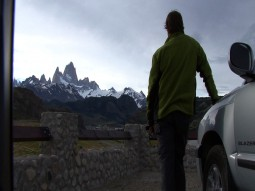 career break travel adventures in El Chalten, Argentina, Patagonia